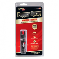 Sabre Red Pepper Spray with Clip